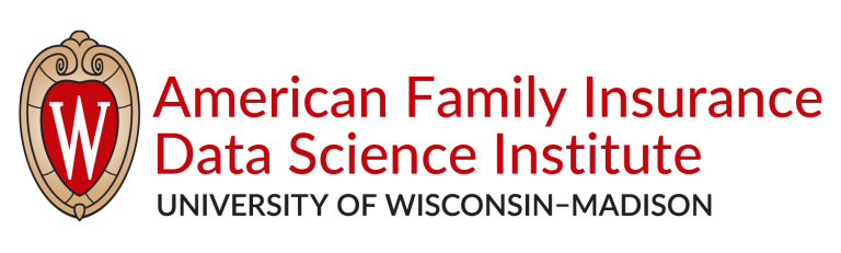 logo for american family data science institute