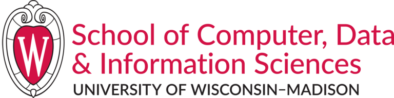 School of Computer, Data and Information Sciences logo