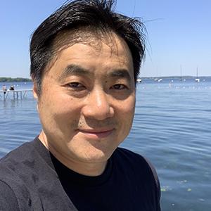 Portrait of Jerry Zhu