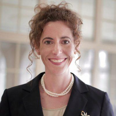 Portrait of Laura Albert