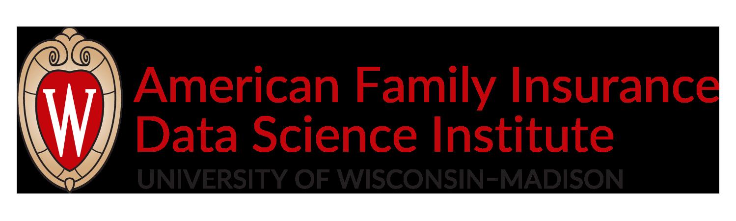 logo for american family data science institute